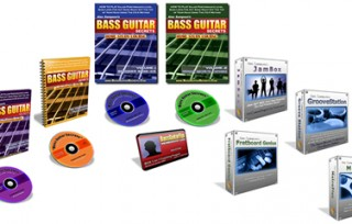 Bass Guitar Secrets by Alex Sampson